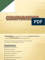 Comparators & CMM