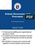 13. School Structure and Processes Dexter