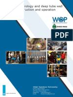 WOP (2016) Geohydrology and Deep Tube Well Construction and Operation