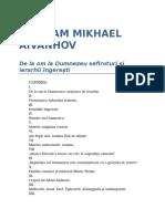 Omraam Mikhael Aivanhov-De La Om La Dumnezeu-Ierarhii Si Sefiroturi Ingeresti 10