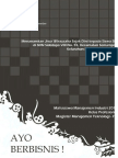 Lpj Msr 2015-Ayo Berbisnis (Revisi 1 April)