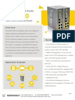 F-r200 Industrial Router Technical Specification v1.0.0