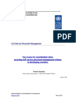 6A_Keuleers Paper Bratislava - Civil Service Reform