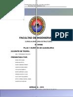 Ensayo de Pilas y Muretes de Albañileria}