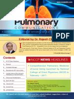 Pulmonary Rehabilitation Information