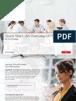 Quick Start _ ITIL