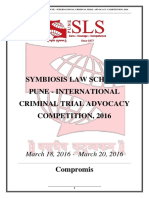 Updated Compromis - Symbiosis Law Sc