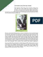 Biografi Dan Pemikiran Abuya Muda Waly Al Khalidy