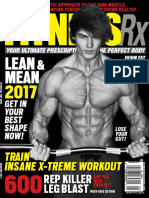 Fitness Rx for Men January 2017