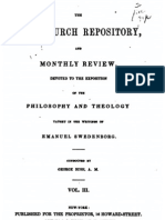 The New Church Repository and Monthly Re Vol III 1850