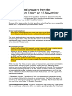 AM Forum for ACAS Discussion