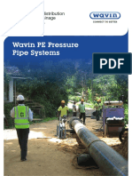 Wavin PE Pressure Pipe Systems Technical Manual