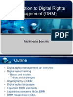 13. Lecture2 - Introduction to Digital Rights Management (DRM)