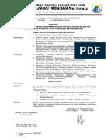 9.4.4.1. SK Penyampai Informasi Hasil Peningkatan Mutu Layanan Klinis Dan Keselamatan Pasien