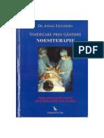 Angel Escudero Noesiterapie Vindecarea Prin Gandire