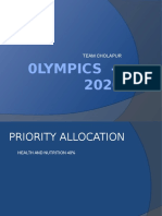 0LYMPICS  -  2020