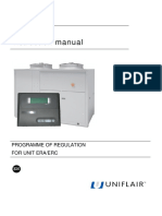 Uniflair 0181 Instruction Manual-Aer-conditionat