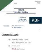 Lec 5-6 Wind Load