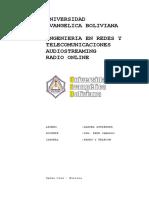 Audiostreaming Radio Online