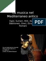 LA MUSICA NEL MEDITERRANEO ANTICO.ppt