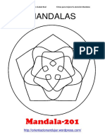 Mandalas Fichas 201 210