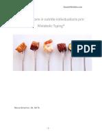 Raluca Schachter - Individualitate Metabolica