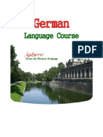 German Language Course