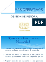 SO Gestion de Memoria GRUPO2