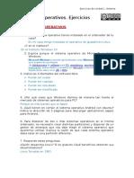 Ejercicios Sistemas Operativos 1