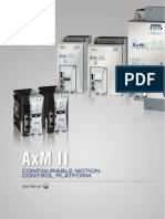 Axm-II Configurable Motion Platform