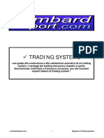 Guida Alla Costruzione Dei Trading System