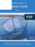 A Reading Course in Homeric Greek Book 1 - Raymond Schoder.pdf