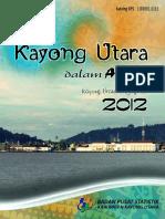 Kayong Utara Dalam Angka 2012