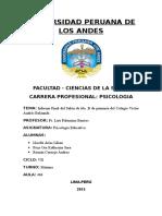Informe Del Colegio Final !!!