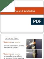 Brazing and Solderingpresentation