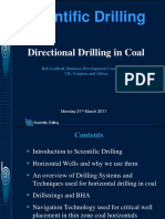 Scientific Drilling UCG Training School March 2011 (1)