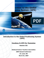 Casey - Introduction to the Global Positioning System