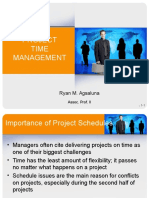 Chapter Vi -Project Time Management