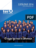 Catalogo Aceros Otero