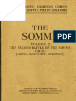 The Somme, Volume 2. The Second Battle of the Somme (1918)