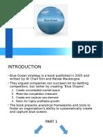 Blue Ocean Strategy (PPT)