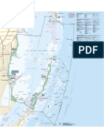 2006 Biscayne National Park Map
