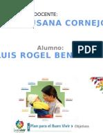 """"""" Buen Vivir """" presentado  por Luis Rogel Benavides"""