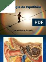 Fisiologia Vestibular e Ouvido Interno