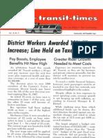 Transit Times Volume 8, Number 5