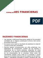 8. RAZONES FINANCIERAS