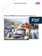 DSI Sistemas DYWIDAG de Postesado de Cable Adherente LA 02