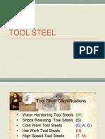 12. Tool Steel