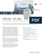 Ceragon FibeAir IP-20C Brochure ETSI