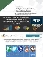1.Ministerio Agricultura Ganaderia Acuicultura Pesca